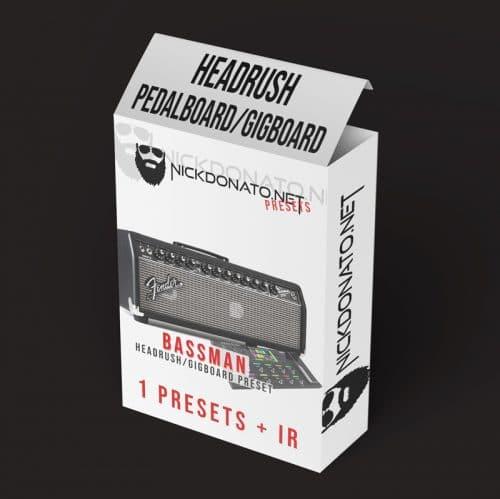 Fender Bassman Headrush Patch