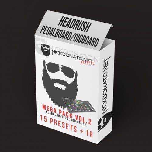 Mega Pack Headrush vol 2