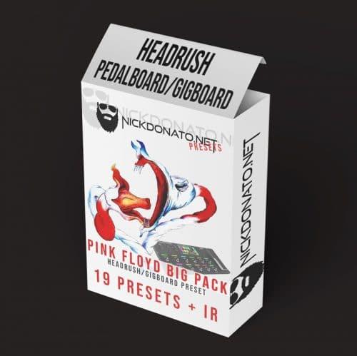 Pink Floyd Headrush Big Pack