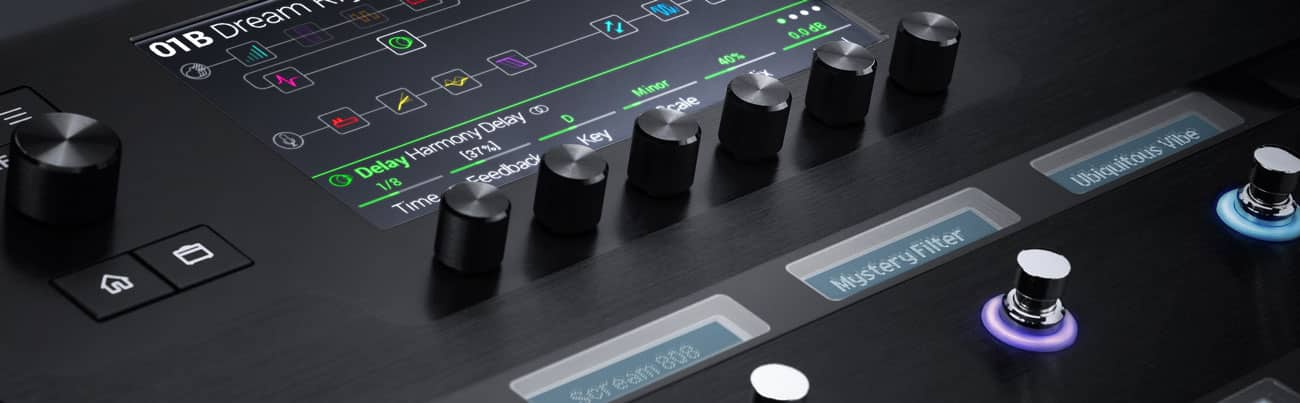 Line 6 Helix Presets