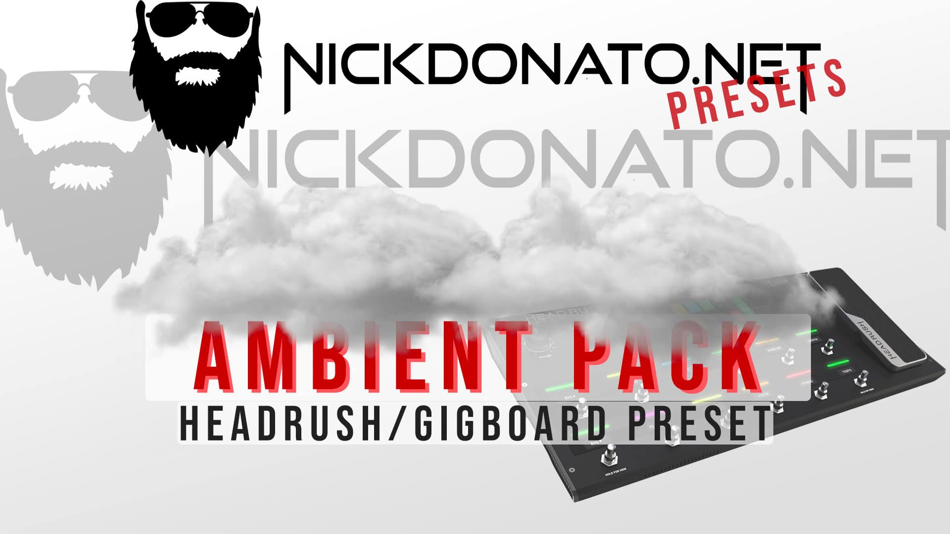 Ambient Headrush Pack vol 1