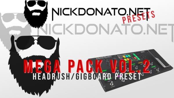 Big Pack Headrush vol 2