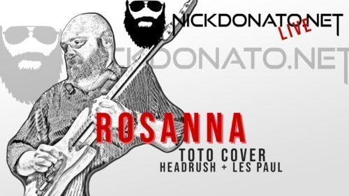 Rosanna Toto Headrush Preset