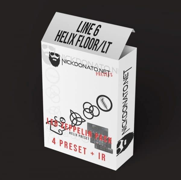 Led Zeppelin Helix Pack