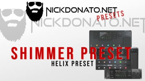 Shimmer Free Helix Preset
